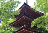 浄瑠璃寺 三重塔[木津川/京都]