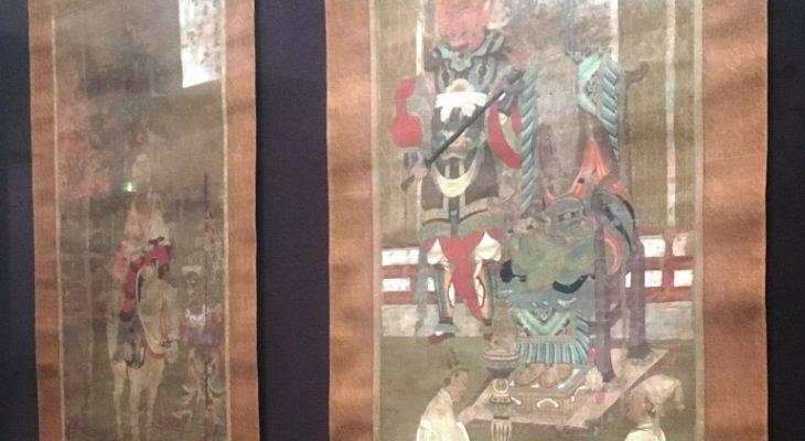 十六羅漢図[東京国立博物館]