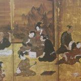 風俗図屏風(彦根屏風)[彦根城博物館/滋賀]