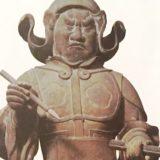四天王立像[唐招提寺金堂/奈良]
