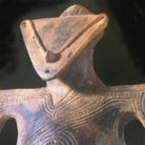 土偶 仮面の女神[茅野市尖石縄文考古館/長野]