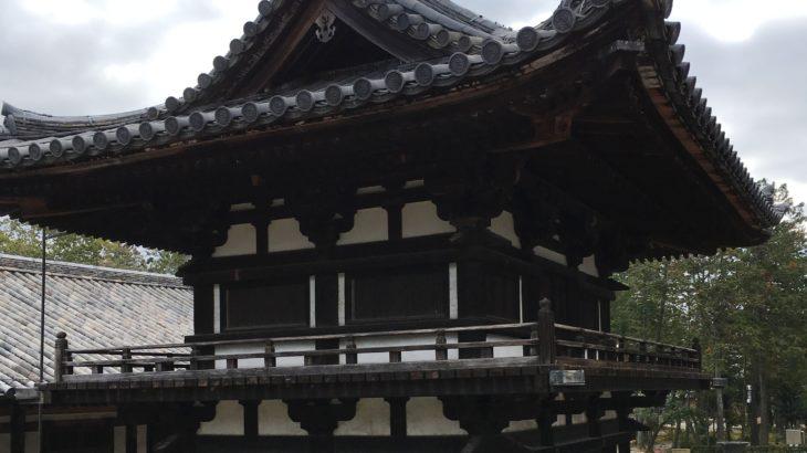 唐招提寺 鼓楼[奈良]