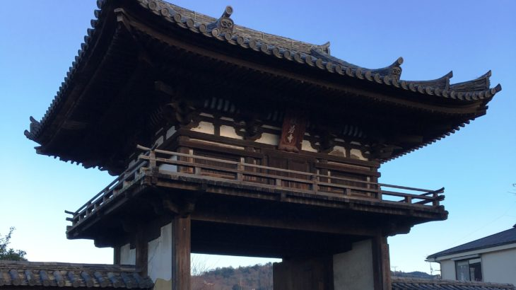 般若寺 楼門[奈良]