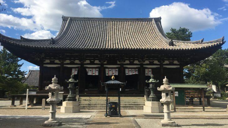鶴林寺 本堂[兵庫]
