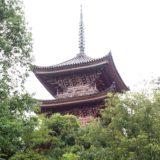 向上寺 三重塔[生口島/広島県]