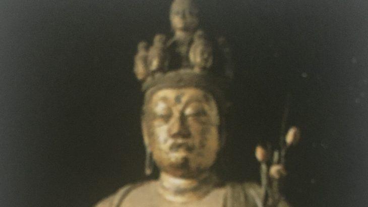 十一面観音立像[聖林寺/奈良]