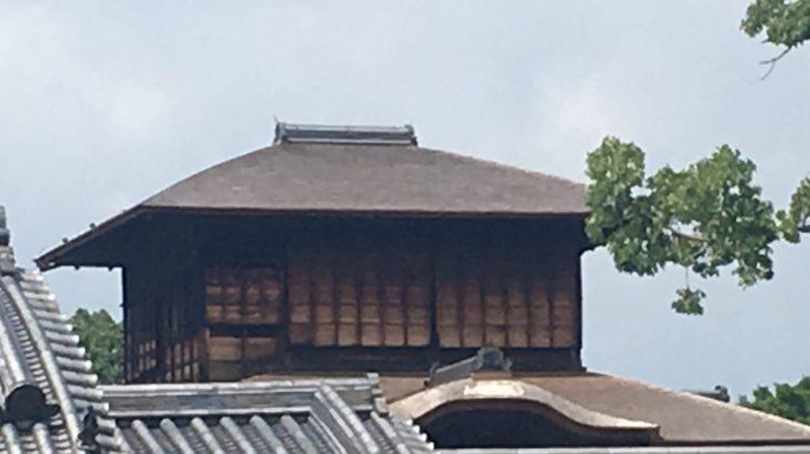 西本願寺 飛雲閣[京都]