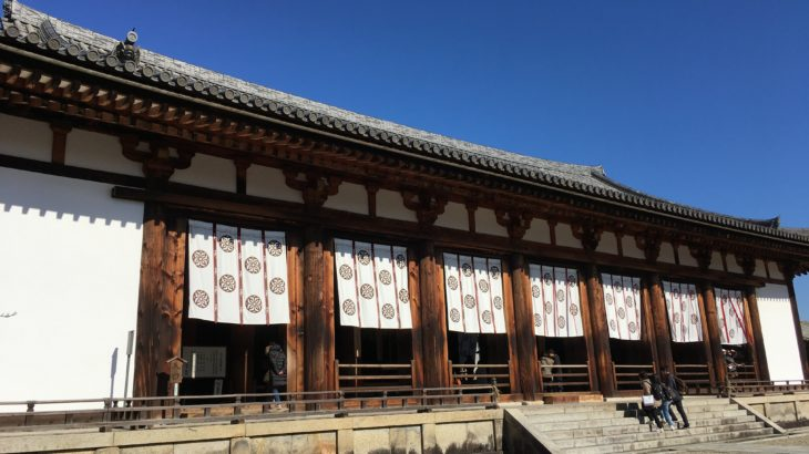 法隆寺 大講堂[奈良]
