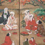 観楓図(狩野秀賴筆)[東京国立博物館]