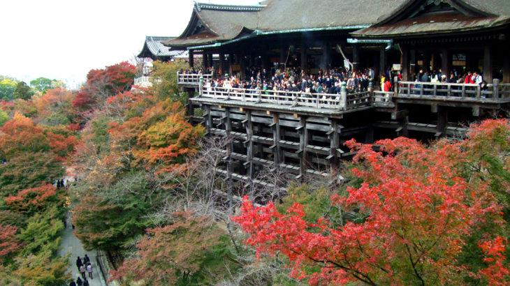 清水寺 本堂[京都]