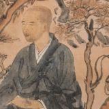 明恵上人像[高山寺/京都]