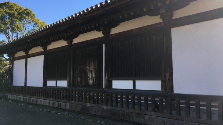 法隆寺 東院伝法堂[奈良]