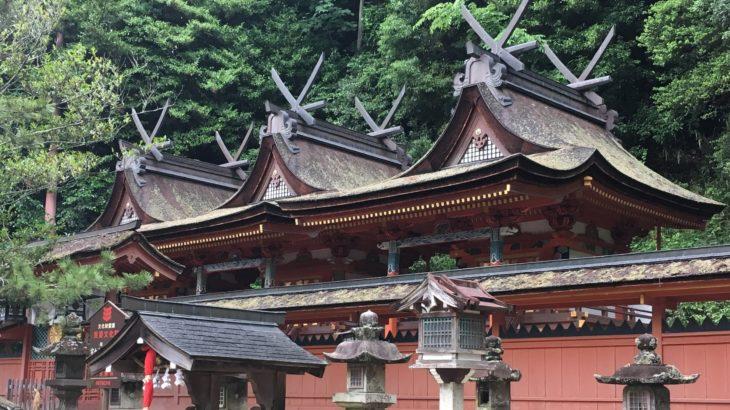 宇太水分神社 本殿[奈良]