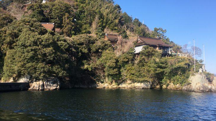 鑑賞ログ|琵琶湖に浮かぶ竹生島の国宝