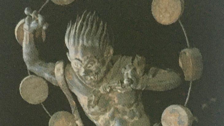 風神雷神像[三十三間堂/京都]